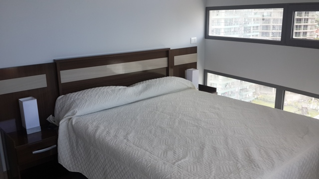 Disponible para alquilar 2 dormitorios, vista al mar